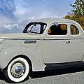 Vintage Ford by Susan Leggett