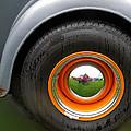 Vintage Ford  Wheel by Colette V Hera  Guggenheim