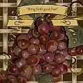 Vintage Fruit Of The Vine by TnBackroadsPhotos