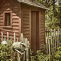 Vintage Garden by Margie Hurwich