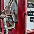 Vintage Gas Pump by Paul Ward