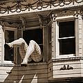 Vintage Haight And Ashbury San Francisco by RicardMN Photography