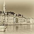 Vintage Harbor by Jaroslav Frank