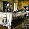 Vintage Interior Kitchen by Daliana Pacuraru