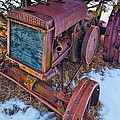 Vintage John Deere by Inge Johnsson