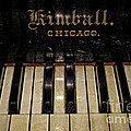 Vintage Kimball Piano by Tikvah's Hope