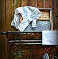 Vintage Laundry Room  by Paul Ward