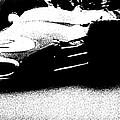 Vintage Lotus At Speed by George Pedro