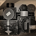 Vintage Luggage by Bill Cannon