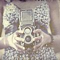 Vintage Medium Format Camera by Innershadows Photography