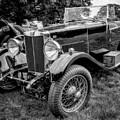 Vintage Mg by Adrian Evans