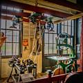 Vintage Michigan Machine Shop by Paul Freidlund