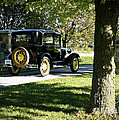 Vintage Moments Ford Tudor Model A by Inspired Nature Photography Fine Art Photography