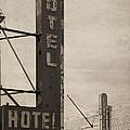 Vintage Neon by Bill Jonas