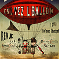 Vintage Nostalgic Poster - 8030 by Wingsdomain Art and Photography