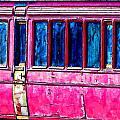 Vintage Passenger Carriage by John Lynch