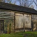 Vintage Pennsylvania Barn by Bill Cannon