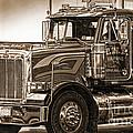 Vintage Peterbilt Truck by RicardMN Photography
