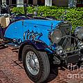 Vintage Peugeot 201 by Adrian Evans