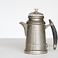 Vintage Pewter Coffee Pot by David and Carol Kelly