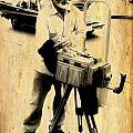 Vintage Photographer Tintype by John Malone Halifax Photographer