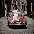 Vintage Porsche by Karen Lewis