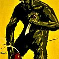 Vintage Poster - Germany - Down With Bolshevism by Benjamin Yeager