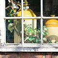 Vintage Pots by Tom Gowanlock
