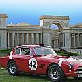 Vintage Race Car No. 42 by Dave Koontz