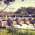 Vintage River Dam by Phil Perkins