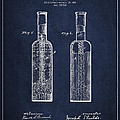 Vintage Rock Candy  Patent Drawing From 1881 by Aged Pixel