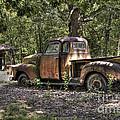 Vintage Rust by Benanne Stiens