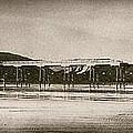 Vintage Saltburn Pier by Karl Jones