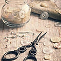 Vintage Sewing by Amanda Elwell