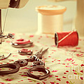 Vintage Sewing Items by Amanda Elwell