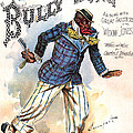 Vintage Sheet Music Cover 1896 by Davenport