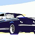 Vintage Shelby Gt500 by Bob Orsillo