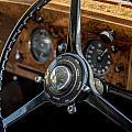 Vintage Steering  by Diane Travis