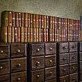 Vintage Storage by Susan Candelario