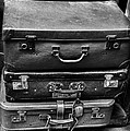 Vintage Suitcases by Dany Lison