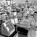 Vintage Supermarket Vintage #04 Fine Art Print by Retro Images Archive