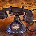 Vintage Telephone  by Saija  Lehtonen
