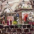 Vintage -temples  by Basant Soni