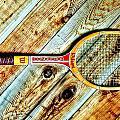 Vintage Tennis by Benjamin Yeager