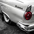 Vintage Ford Thunderbird by Edward Fielding