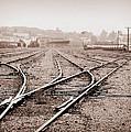 Vintage Tracks by Brigitte Mueller