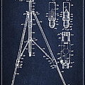 Vintage Tripod Patent Drawing From 1941 by Aged Pixel