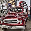 Vintage Truck by Douglas Barnard