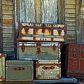 Vintage Trunks   Sold by Marcia Lee Jones