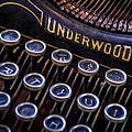 Vintage Typewriter 2 by Scott Norris
